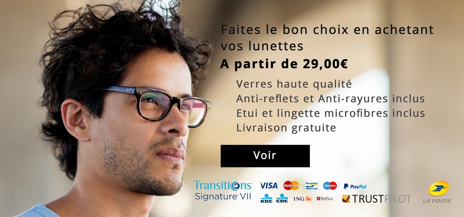 VLUNETTES: Faites le bon choix en achetant vos lunettes