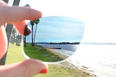 Les verres polarisés